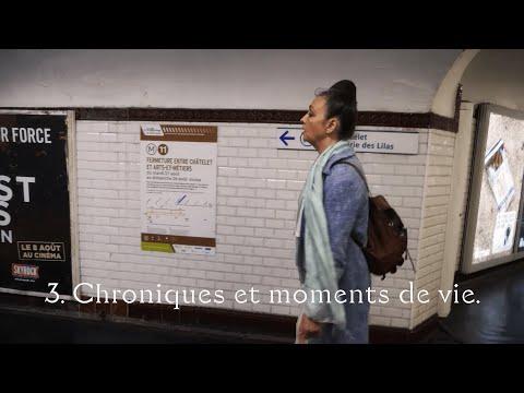 """Catherine Ringer et Roland Allard présentent """"Fantaisies et Chroniques""""  Le Film (Episode 3)"""