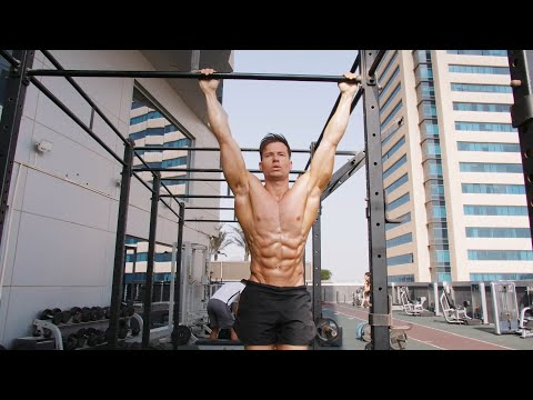 JOEL CORRY KILLER ABS WORKOUT
