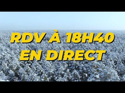Julien Doré - en direct pour le lancement du clip « KIKI » !