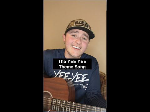 I think I wrote the YEE YEE theme song!! #shorts