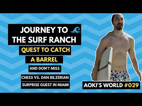 VISITING THE SURF RANCH TO GET PITTED,  A LEGENDARY CHESS MATCH VS. DAN BILZERIAN, & FUN IN MIAMI