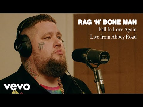 Rag'n'Bone Man - Fall in Love Again (Live from Abbey Road)