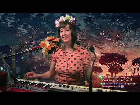 The Dream (♫ Live Improv) - Elizaveta