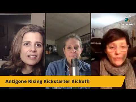 Antigone Rising - Kickstarter Facebook Live Launch 3/15/21