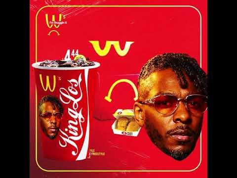 King Los - Lemon Pepper Wings Freestyle #4PeaceNugget