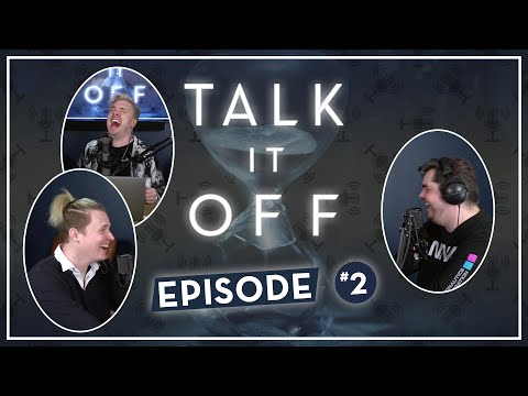 "Talk It Off: Ep 02 ""How Zach Met Brad Pitt"""
