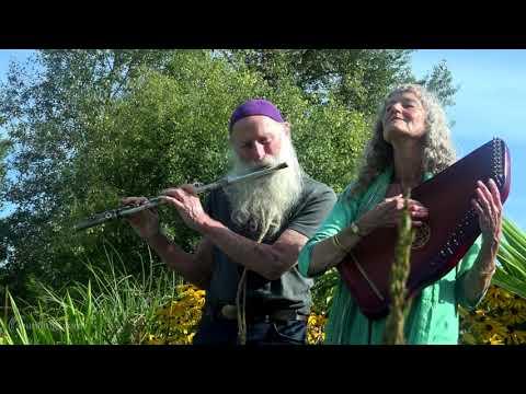 Dean & Dudley Evenson Play Live Music - Flute & Harp