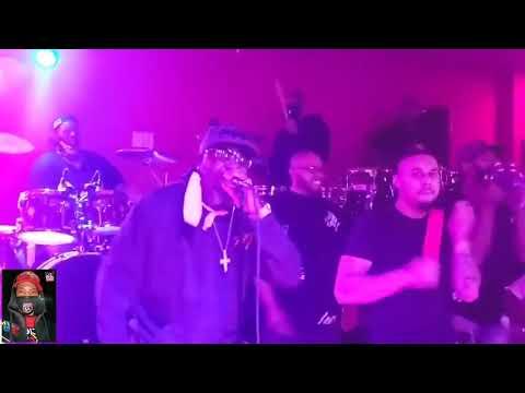 Mature Clientele  feat Rappa Dude    Crank To The Bank 1 23 21 @ Babylon #theGoGoConductorAtWork