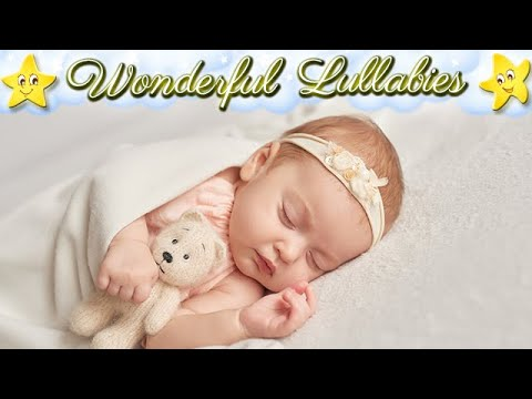Wonderful Lullabies Compilation Calming Baby Sleep Music ♥ Super Soft Nursery Rhymes ♫ Sweet Dreams