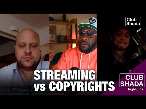 Avoiding copyright issues for streaming deejays x Boddhi Satva & Jojo Flores   Club Shada