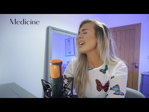 James Arthur - Medicine | Cover