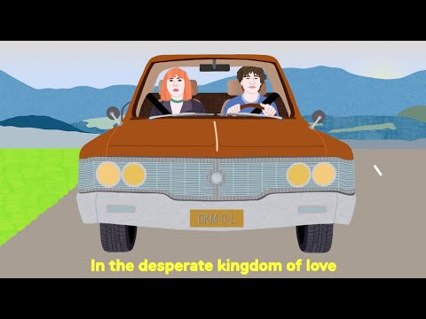 Max Jury - The Desperate Kingdom of Love (with Fenne Lily)