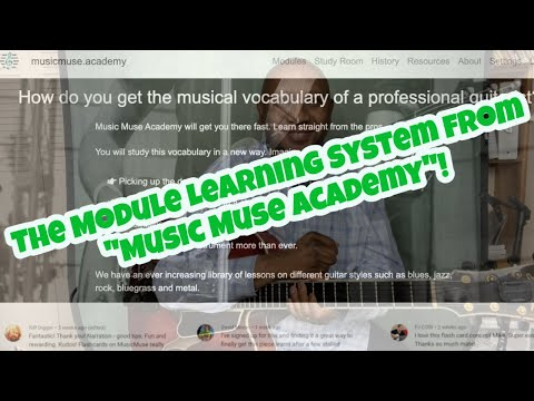 "The Module Learning System from ""Music Muse Academy""! #musicmuseacademy #lessonmodules #demo"
