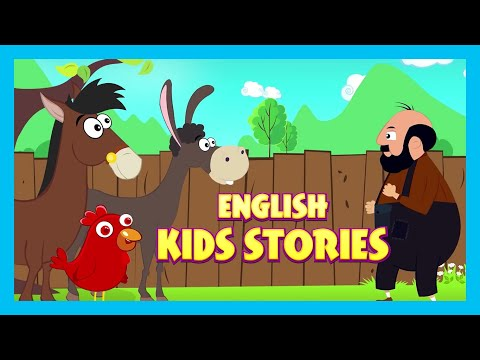 English Kids Stories | Bedtime Stories For Kids | Tia And Tofu Storytelling | Kids Hut Stories