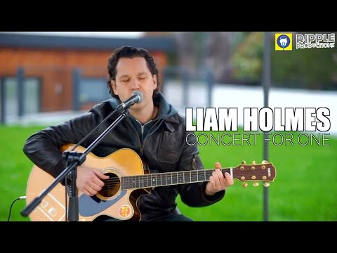 Concert For One with Liam Holmes