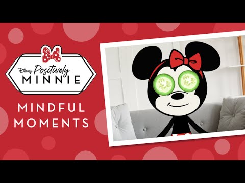 Mindful Moments | Positively Minnie | Disney Shorts
