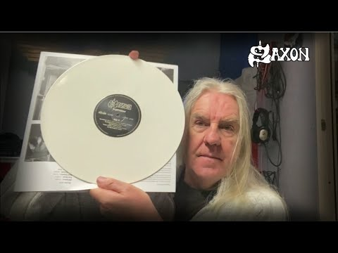 SAXON - Inspirations (BIff's Message on EMP's Exclusive White Vinyl)
