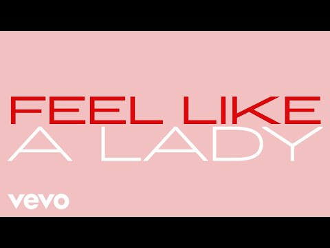 Lady A - Like A Lady (Lyric Video)