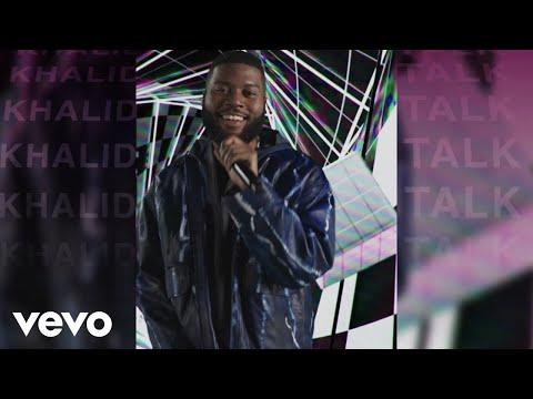 Khalid - Talk (Official TikTok Performance)