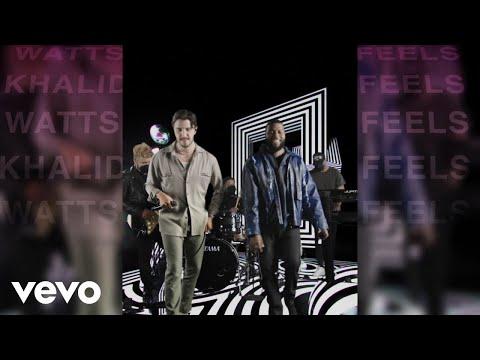WATTS, Khalid - Feels (Official TikTok Performance)