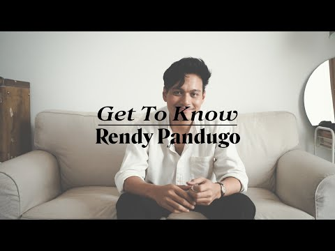 Get To Know Rendy Pandugo | 26 Rapid Fire Questions