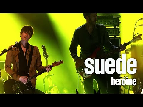 Suede - Heroine LIVE at the Royal Albert Hall