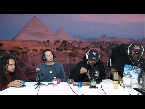 Producer PLUG, Medderick & Eric Silva - Killah Priest LIVE