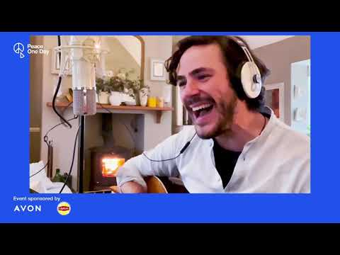 Jack Savoretti - Peace One Day's Anti-Racism Live Global Digital Experience