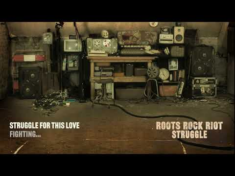 Skindred - Struggle (Lyric Video)