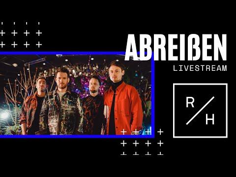 Revolverheld -  Abreißen Livestream (Offizielle Musikvideo Premiere)