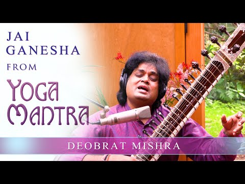 Jai Ganesha from YOGA MANTRA by Deobrat Mishra