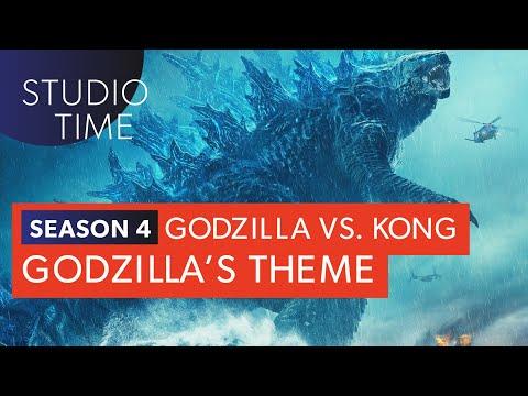 GODZILLA'S THEME | Godzilla vs. Kong  [Studio Time: S4E3]