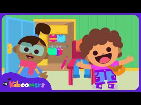 Rock To Get Ready for School Song | The Kiboomers