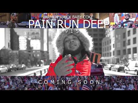 PREMIER 3.28.21 - Baby Coke x Armen Way - Pain Run Deep 1915 [ENG+RUS] - ПРЕМЬЕРА в воскресенье
