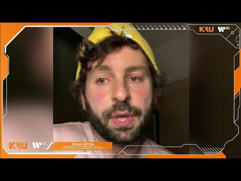 Video Message from Eliah Seton