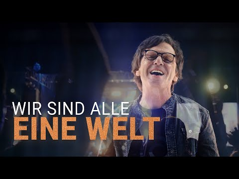Purple Schulz - Wir sind alle eine Welt (Offizielles Video)