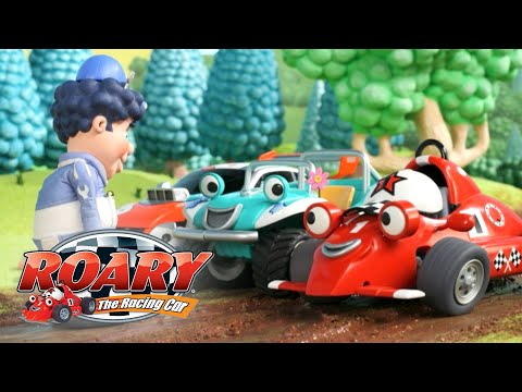 Silver Hatch Stars | Roary the Racing Car | Full Episode | Cartoons For Kids