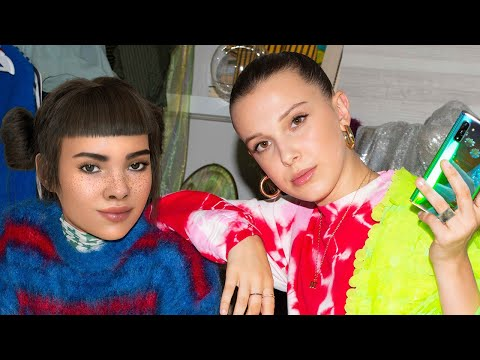 Is Millie Bobby Brown Human? Ask a robot.