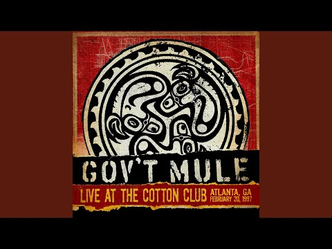Monkey Hill (Live at the Cotton Club, Atlanta, GA, 02/20/1997)