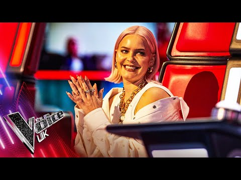 Anne-Marie's Best Moments on The Voice UK 2021! | The Voice UK 2021