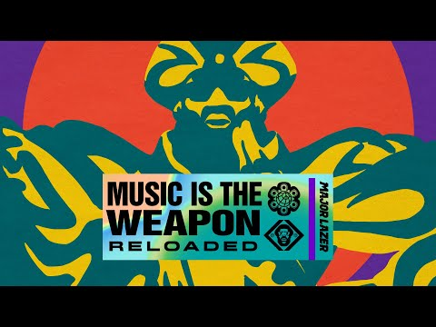 Major Lazer - Hands Up (feat. Moonchild Sanelly & Morena Leraba) (Official Audio)