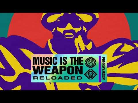 Major Lazer - C'est Cuit (feat. Aya Nakamura & Swae Lee) (Official Audio)