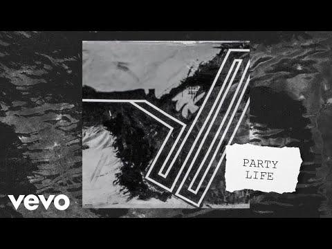 Miguel - Party Life (Audio)