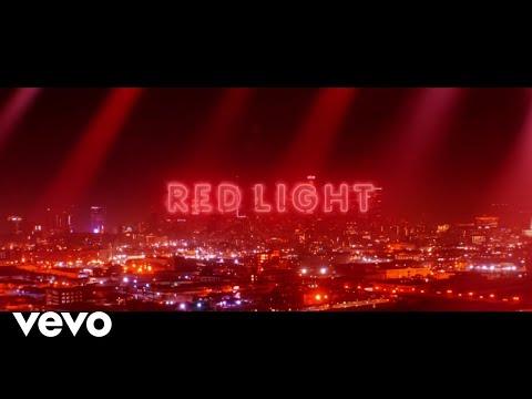 Billy Ocean - Red Light Spells Danger (Official Lyric Video)