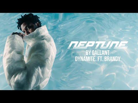 Gallant & Brandy - Dynamite. (Audio)