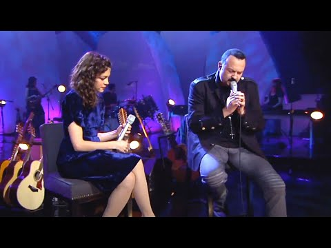 Pepe Aguilar - Miedo ft. Natalia Lafourcade (MTV Unplugged) [En Vivo]
