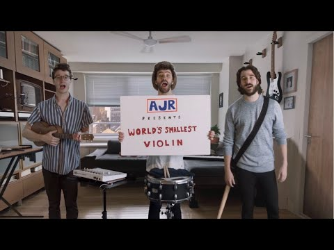 AJR - World's Smallest Violin (Official Video)