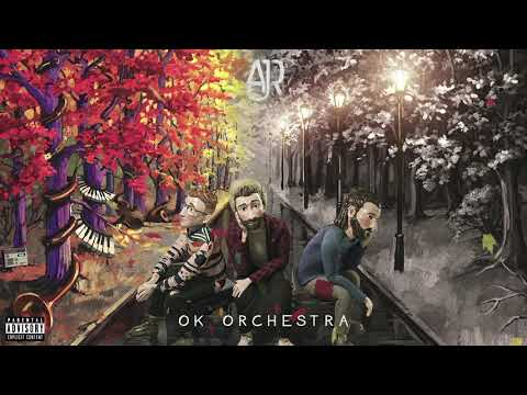 AJR - Ordinaryish People feat. Blue Man Group (Official Audio)