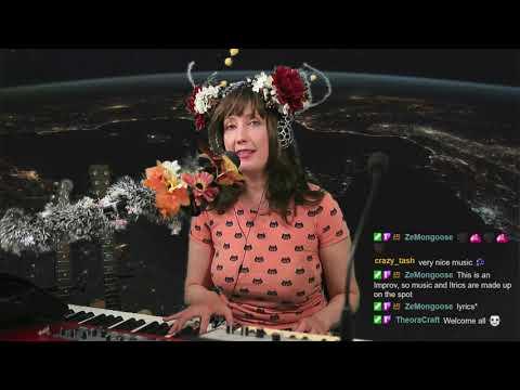 Beneath My Feet (♫ Live Improv) - Elizaveta