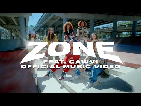 Blanca - Zone (feat. Gawvi) [Official Music Video]